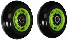 PowerWing Dlx Replacement Rear Wheels - Green Hub