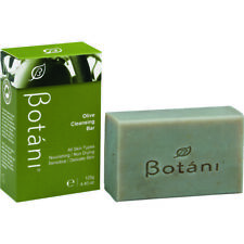 6 x 125g BOTANI Olive Cleansing Bar  ( soap sensitive skin, eczema  psoriasis)