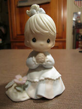 "Precious Moments Figurine 1992 ""SOWING THE SEEDS OF LOVE"" #PM922, MIB !!!"