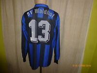 SV Waldhof Mannheim uhlsport Langarm Matchworn Trikot 1992/93+ Nr.13 Gr.L