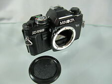Minolta X-700, 35mm Film SLR Camera (Body Only) For Repair or Parts
