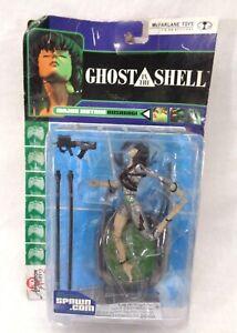 McFarlane Toys Ghost in the Shell MAJOR MOTOKO KUSANAGI Action Figure