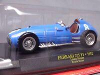 Ferrari Collection F1 375 1952 Louis 1/43 Scale Mini Car Display Diecast vol 38