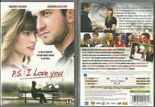DVD - P.S. : I LOVE YOU avec HILARY SWANK, GERARD BUTLER / COMME NEUF - LIKE NEW