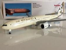 Herpa Wings 1:500 Etihad Airways Boeing 777-300ER A6-ETC AVIATIONMODELSHOP