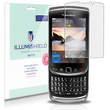 iLLumiShield Anti-Glare Matte Screen Protector 3x for BlackBerry Torch 9800