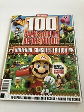 100 Games To Play Before You Die: Nintendo Consoles Edition Magazine