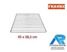 FRANKE- GRIGLIA FORNO IN ACCIAIO cm.45 X 38,5 ORIGINALE- 1992055 133.0298.849