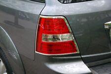 Accesorio para Kia Sorento 2006-2009 Cromo Luces Traseras Marcos Tuning