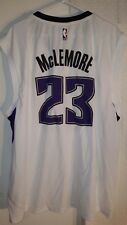 Adidas NBA Jersey Sacramento Kings Ben McLemore White sz XL