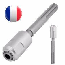 Adaptateur SDS Max à SDS Plus pour foret mèche à béton perforateur