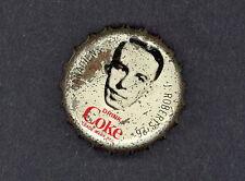 1964 65 COCA-COLA COKE BOTTLE CAP WITH CORK JIM ROBERTS MONTREAL CANADIENS