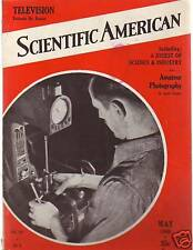 1940 Scientific American May-Blimps and modern warfare