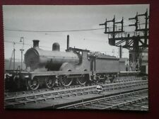 POSTCARD SOUTH EASTERN & CHATHAM CLASS D LOCO NO 1477