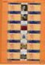 Nederland V2071 Zuid-Holland Provincievel 2002 gestempeld