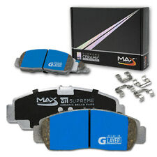 04 GMC Sierra 2500/2500HD (See Desc.) Max M1 Ceramic Brake Pads R