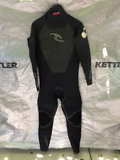 Rip Curl 4/3 Wetsuit Xl F-Bomb Sealed Back Zip -New Old Stock With Tags