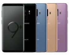 "Samsung Galaxy S9+ S9 Plus G965U Unlocked 4G Octa Core Snapdragon 845 6.2"" 12 MP"