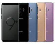 "Samsung Galaxy S9+ S9 Plus G965U Unlocked 4G Octa Core Snapdragon 845 6.2"" Dual"