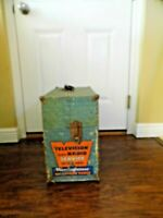 Vintage Westinghouse~ Repairman's ~Radio / TV ~Tube Caddy Carry Case Only