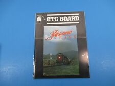 CTC Board Magazine (Railroads Illus.) September 1987 Paisano Pass M4031
