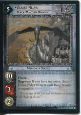 Lord Of The Rings CCG Card RotK 7.U216 Ulaire Nelya, Black Mantled Wraith