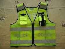 2017's series China Police Safety Reflective Vest,NEW.