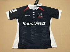 KOOGA MELBOURNE REBELS JERSEY SHIRT ~ S ~ BRAND NEW W/ TAGS TEAM PLAYERS SIGNED