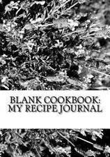 Best Blank Cookbook Recipe Journal to Keep Your Home Favorites All in One...