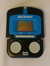 Radio Shack Raceway LCD Game Cat. No. 60-2237