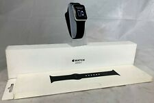 Apple Watch Series 3 (GPS) Space Grey Sports Strap 38mm/42mm