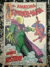 The Amazing Spider-man #66 **EARLY MYSTERIO** (Marvel 1968)Silver Age - Stan Lee