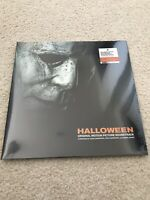 Halloween Soundtrack Newbury Orange White Starburst Vinyl John Carpenter Mint