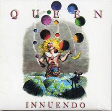 "QUEEN ""INNUENDO"" SPANISH BIG SIZE DIGIPACK CD NEW / FREDDIE MERCURY - BRIAN MAY"