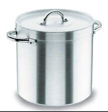 Kochtopf Suppentopf Topf Aluminium ALU 100 Liter Ø 50 cm mit Deckel Marmite