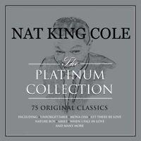 NAT KING COLE - PLATINUM COLLECTION 3 CD NEU