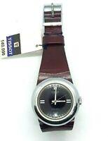 Tissot Sideral Automatico bordeaux calibro 2481 anno 1970 NOS 085 44714