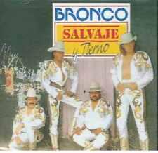 CD - Bronco Salvaje Y Tierno NEW ALBUM Con 14 Canciones FAST SHIPPING !