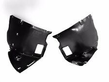 NEW BMW E46 FRONT PAIR L+R WHEEL ARCH LINER SIDE SPLASH GUARD FENDER SHIELD