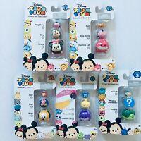Lot Of 5 Different Disney Tsum Tsum SERIES 2-3-4-5 ( 15 Mini Figures ) TT-19