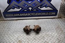 U2-5 BOTH FRONT BRAKE CALIPERS 04 YAMAHA GRIZZLY 660 YFM 4X4 ATV FREE SHIP