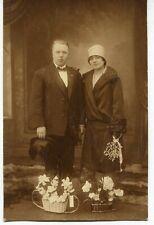 CPA - Carte Postale - Photo - Portrait d'un Couple (M7879)