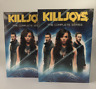 Killjoys :Complete Series Season 1-5 (DVD,10-Disc) NEW Fast Shipping US seller
