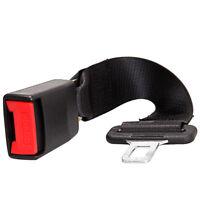 "14"" Universal Car Seat Belt Seatbelt Safety Extender Extension 7/8"" Buckle New"