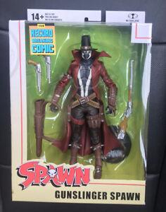 Spawn GUNSLINGER McFarlane Deluxe Action Figure- Target Exclusive - NEW