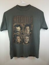 Vintage Metallica Poor Touring Me T Shirt Size XL 1996-1997 North American Tour