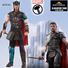 THOR COSTUME LICENSED DELUXE MUSCLE GLADIATOR ADULT MENS RAGNAROK BOOK WEEK