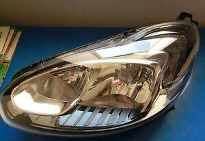 Genuine Vauxhall Adam Passenger Left N/S Headlamp LED DRL 39015508 2014-2019