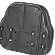 Big Boy Seat Replacement Black Back Cushion For Several Model Tractors