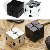 Infinity Cube For Stress Relief Fidget Anti Anxiety Stress Funny EDC Toy New